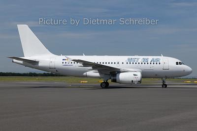 2019-06-18 YR-URS Airbus a319 Just Us Air