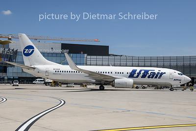 2019-06-24 VQ-BJH Boeing 737-800 UT Air