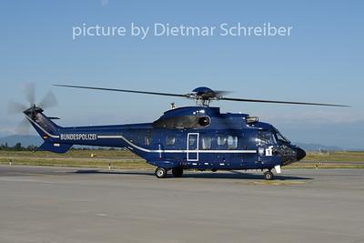2019-08-19 D-HEGA Eurocopter AS332 Super Puma German Police