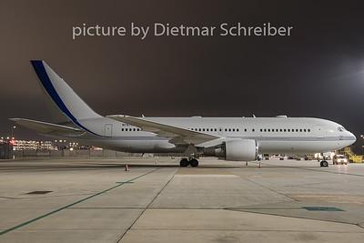 2019-12-05 N767A Boeing 767-200 Aramco