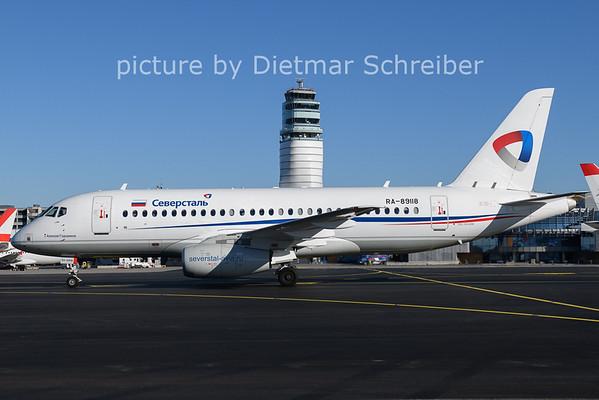 2020-11-18 RA-89118 Sukhoi Superjet Severstal