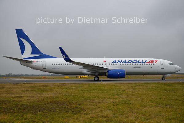 2020-12-16 OE-ILJ Boeing 737-800 Anadolujet