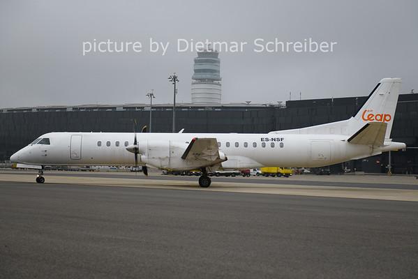 2020-12-16 ES-NSF Saab 2000 Nyxair / Air Leap