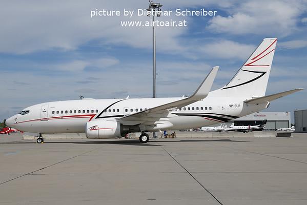 2021-09-16 VP-CLR Boeing 737-700 Lukoil