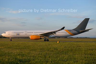2021-06-11 T7-ULS AIrbus A330-300 San MArino Executive Aviation