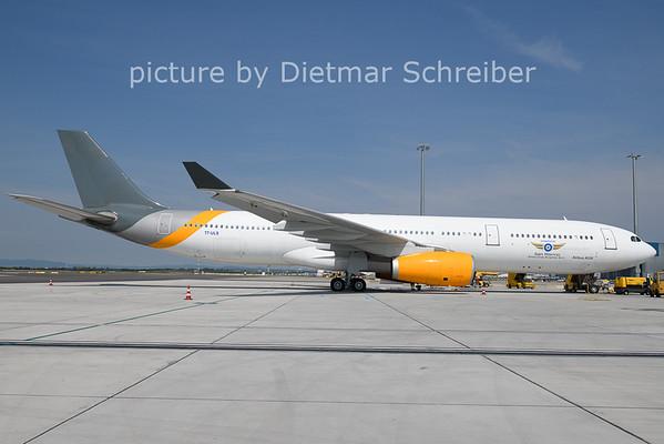 2021-06-12 T7-ULS AIrbus A330-300 San MArino Executive Aviation
