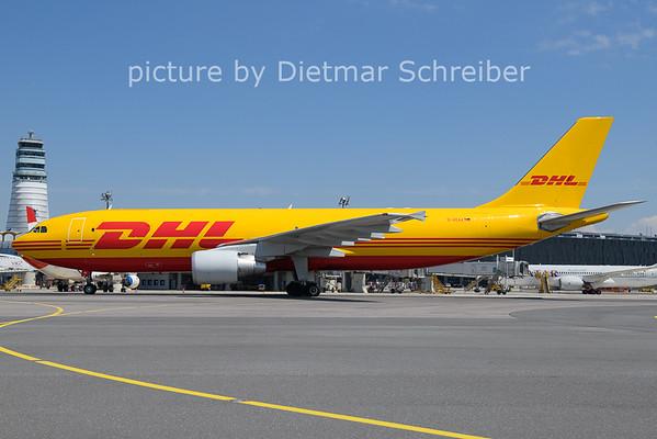 2021-06-07 D-AEAK Airbus A300-600 DHL