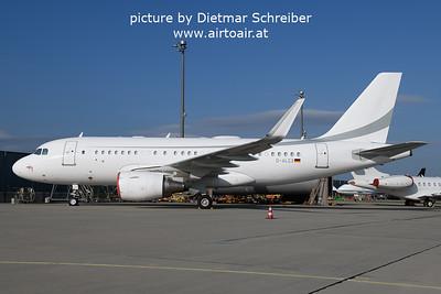 2021-09-23 D-ALEX Airbus A319 K5 AViation
