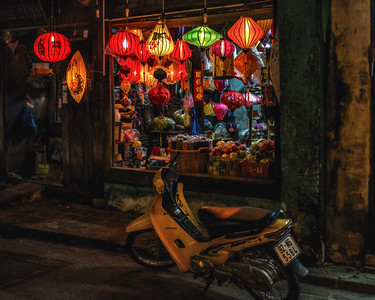 Hoi An Viet Nam is the Lantern Cith