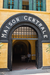 "The ""Hanoi Hilton"" Prison from the Viet Nam war"