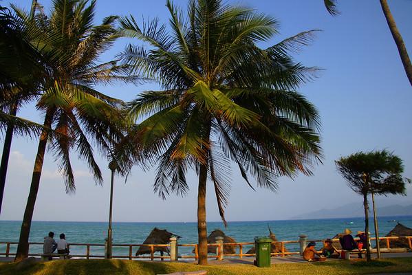 Gorgeous views from Nha Trang, Vietnam