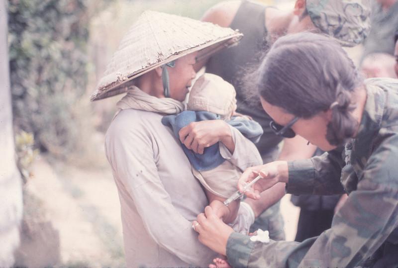 First immunization