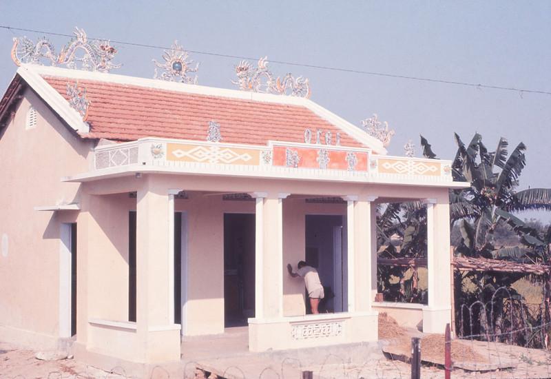 A rebuilt home