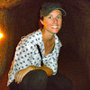 elise in the tunnels