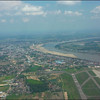Aerial view of Hanoi