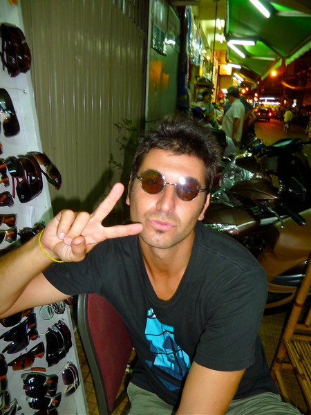 peace man!