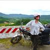 Elise in her biking gear!