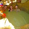Soaking in the Mud Bath!