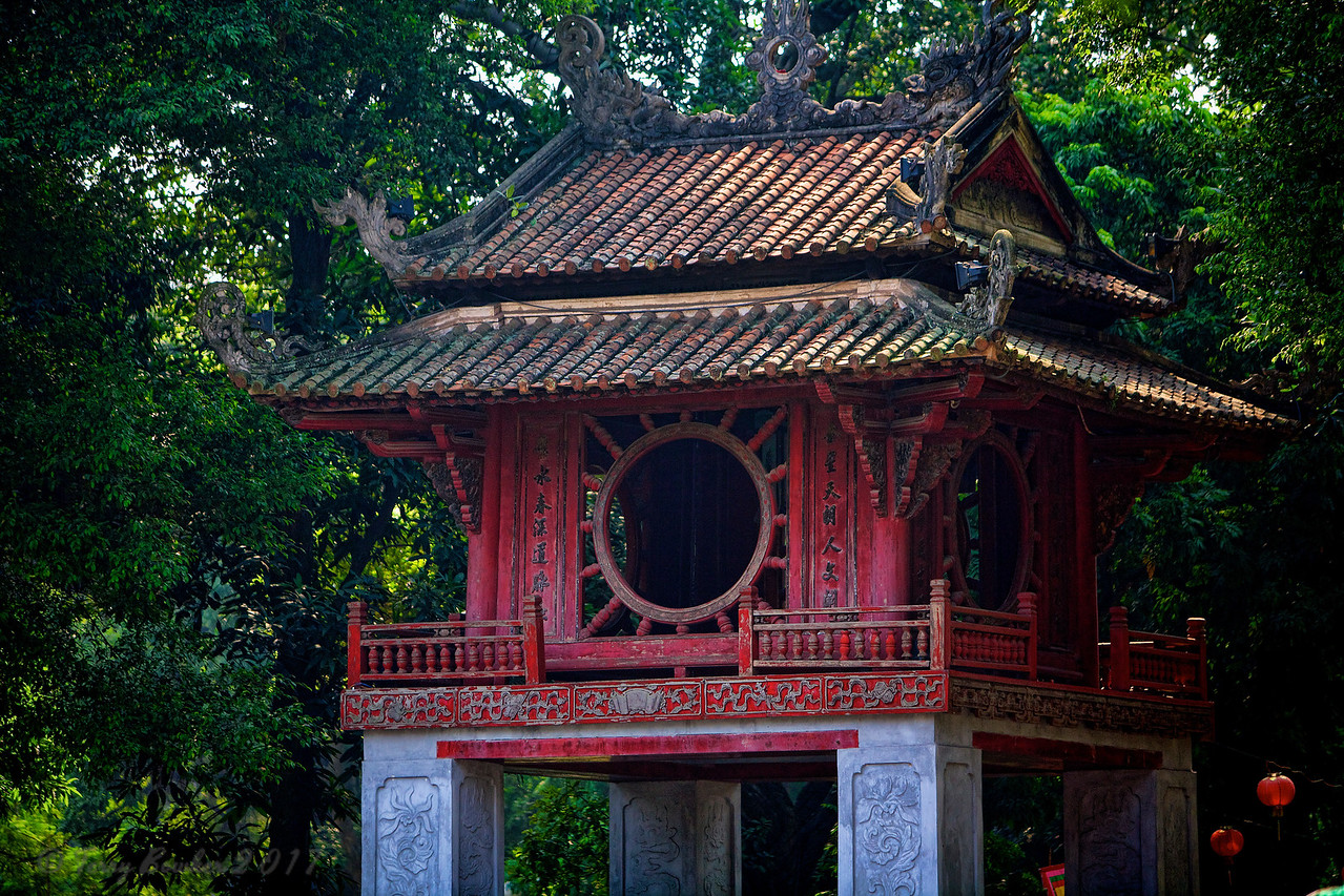 Văn Miếu 文廟<br /> Temple of Literature, Hanoi