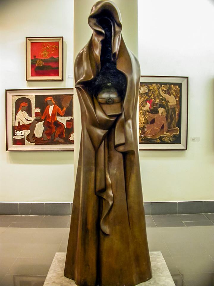 Fine Arts Museum, Hanoi, Vietnam 2003