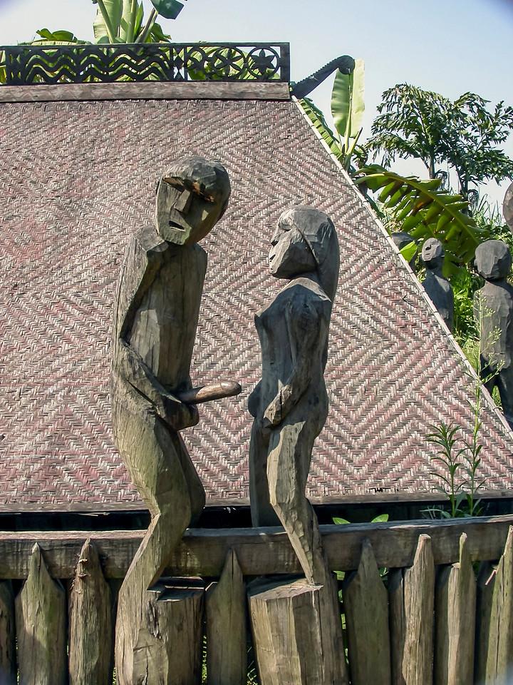 Museum of Ethnicity, Hanoi, Vietnam