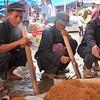 Sampling Tobacco At the Bac Ha Sunday Market