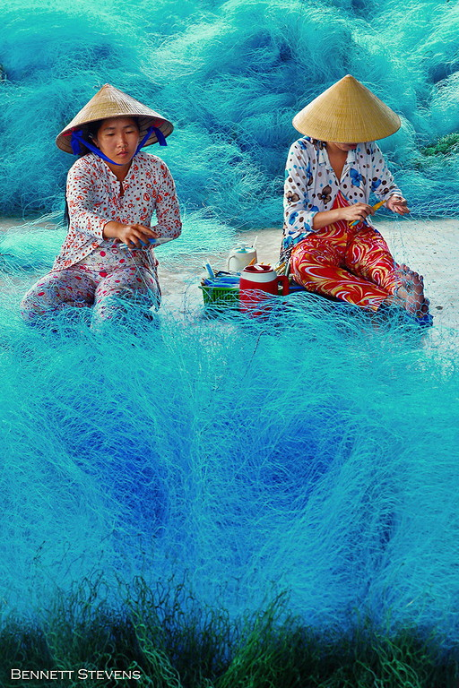 Fishnet Blues II