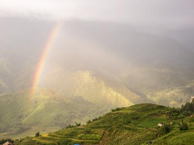 Rainbow Sapa Vietnam