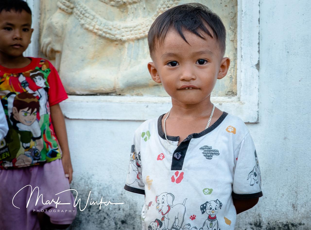 Cham Boy, Phan Thiet