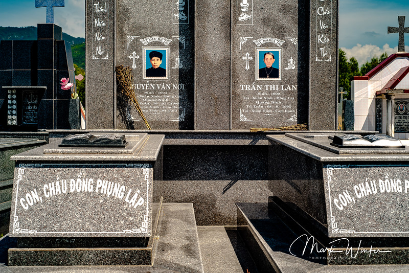 Cemetery Outside of Nha Trang