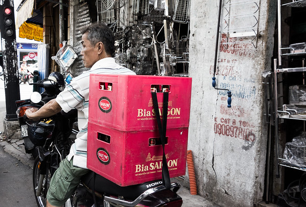 Cyclo Tour Saigon 6