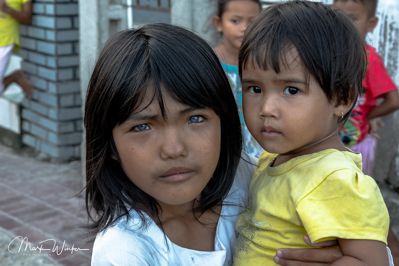 Cham Girl with Blue Eyes, Phan Thiet