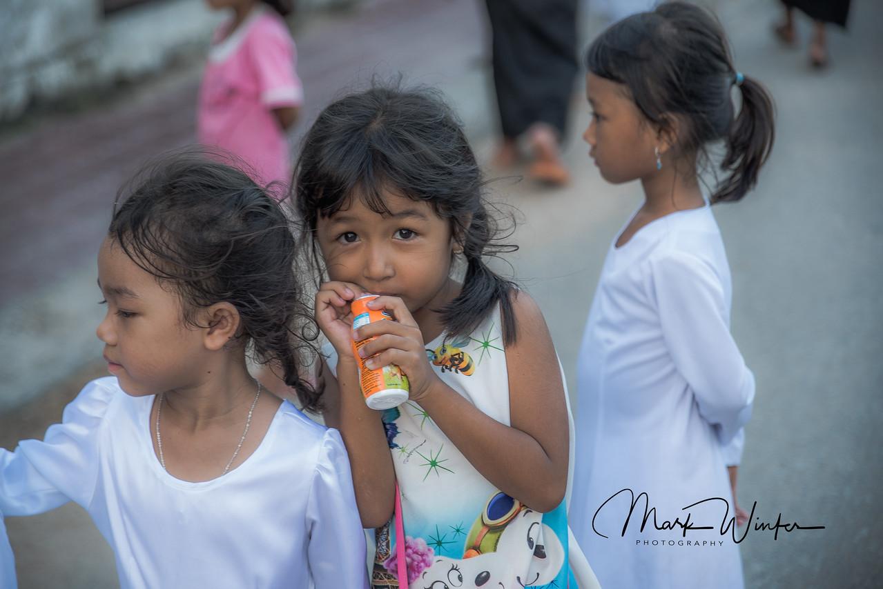 Cham Children, Phan Thiet