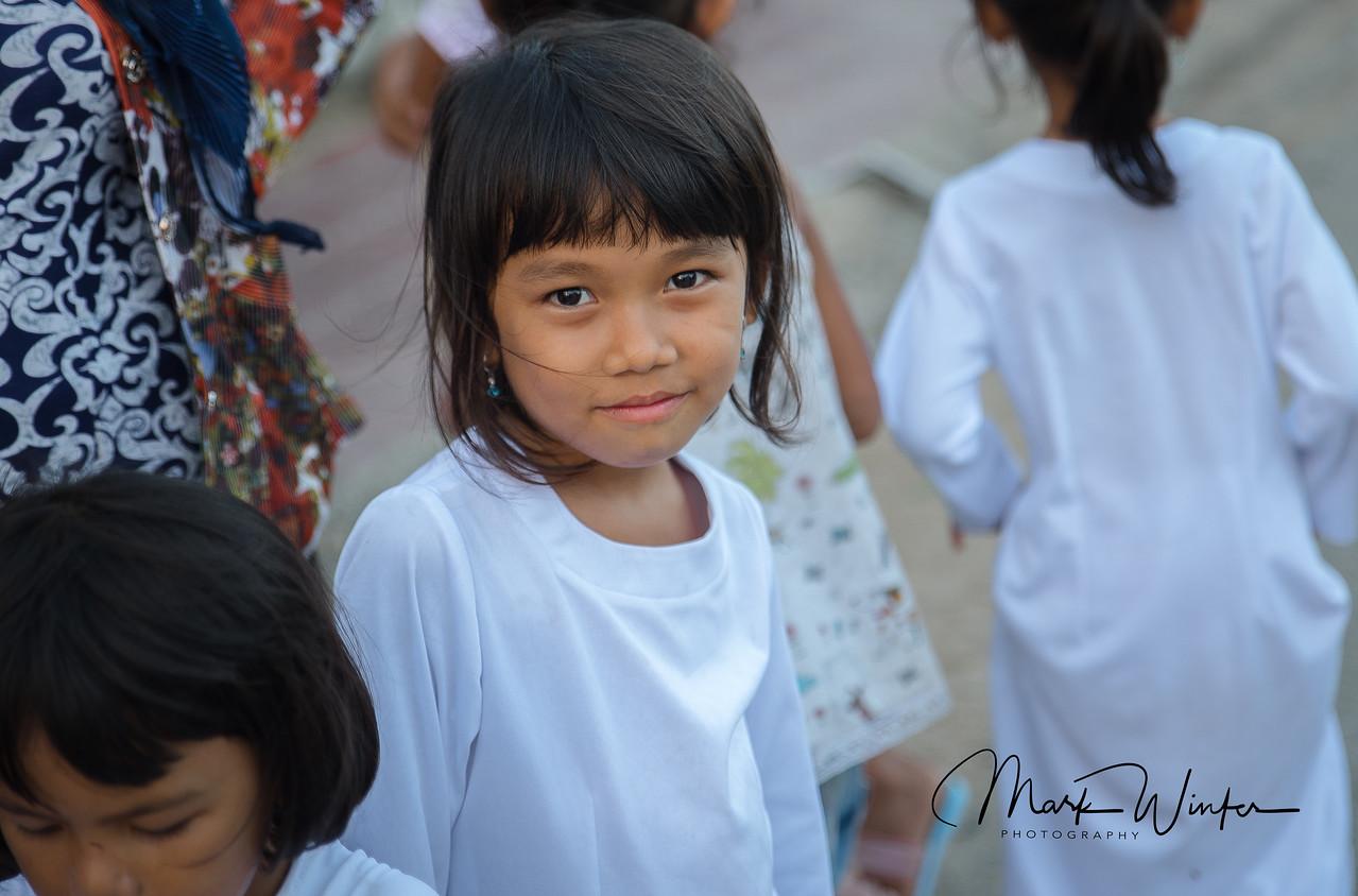 Cham Girl, Phan Thiet