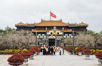 Hue Imperial City Hoàng Thành Thăng Long 3