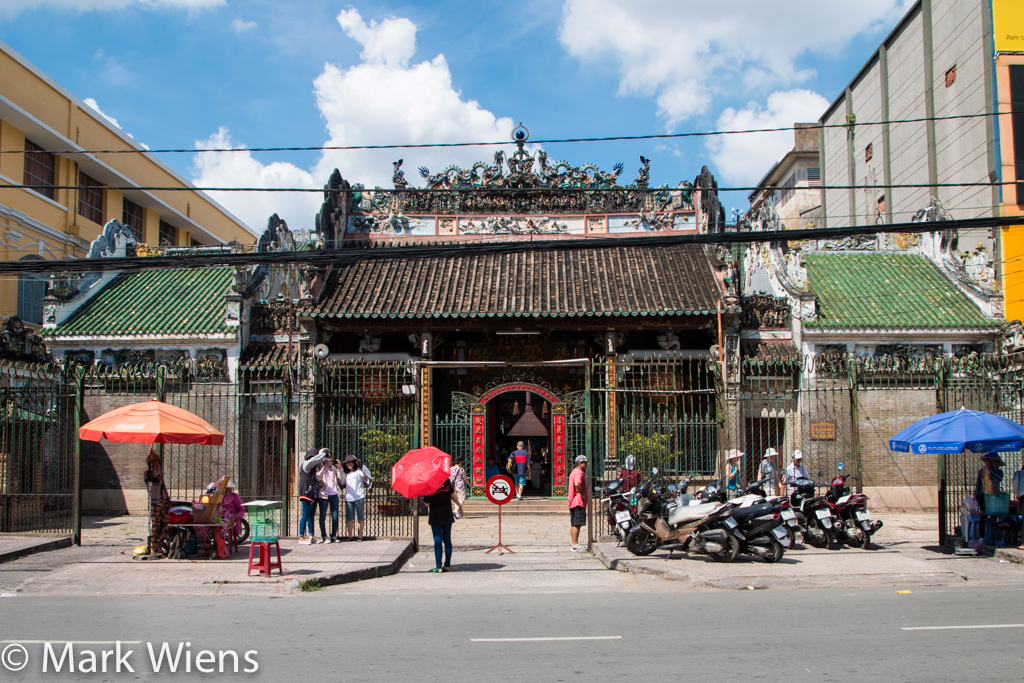 Thien Hau Temple Ho Chi Minh City