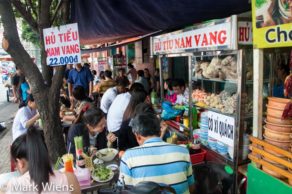 Hủ Tiếu Nam Vang on Cao Thắng