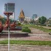 Boulevard in Phnom Penh