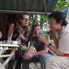 Susan, Rick, Nok in DaNang