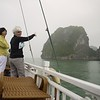 Nell and Mary, Ha Long Bay