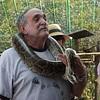 Ron and python