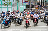Ho Chi Minh City traffic.