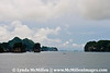 The mouth from Ha Long Bay to the Gulf of Tonkin.