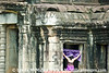 Angkor Wat is dedicated to the Hindu god Vishnu and is  is the largest religious monument in the world.
