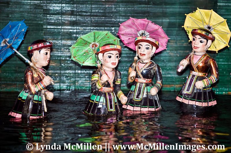 Water Puppets #4