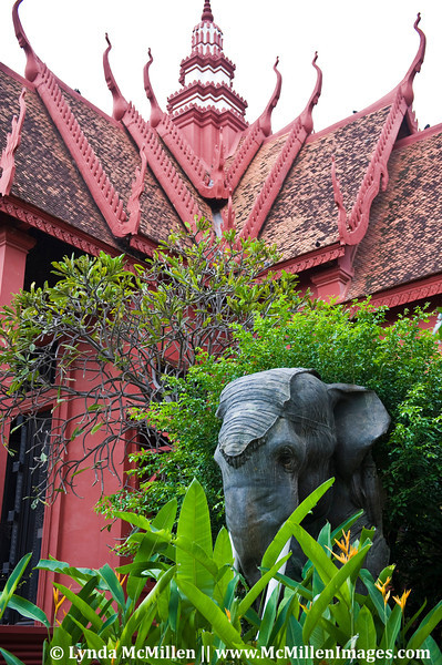 Phnom Penh National Museum.