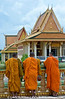 Largest Buddhist monastery in Cambodia.
