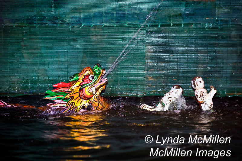 Water Puppets #2