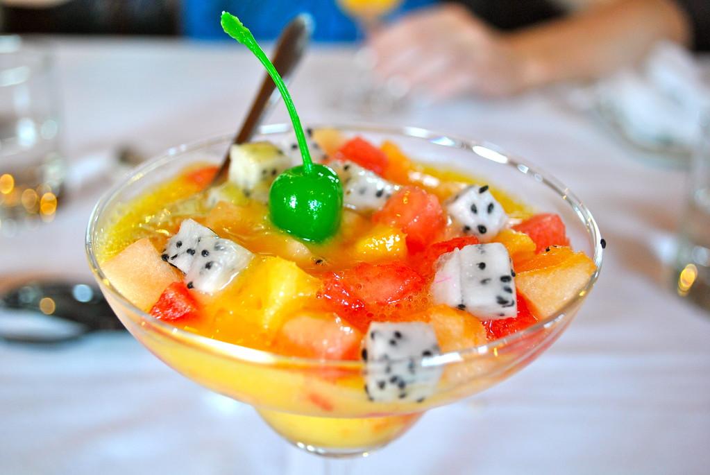 food of halong bay