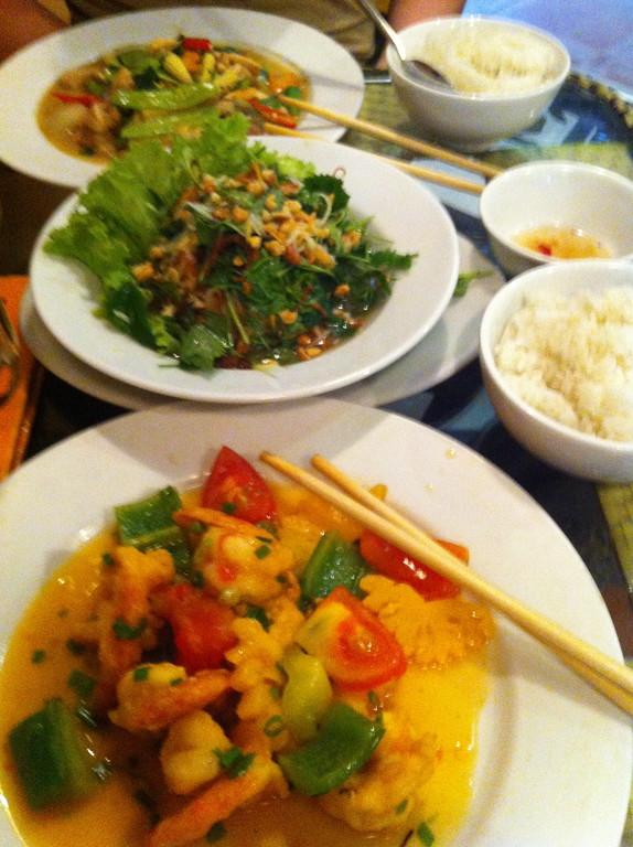 food in vietnam